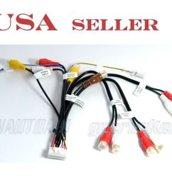 pioneer 24pin rca audio video wire harness for avic f900bt pioneer radio wiring harness stereo wiring harness diagram [ 1000 x 850 Pixel ]