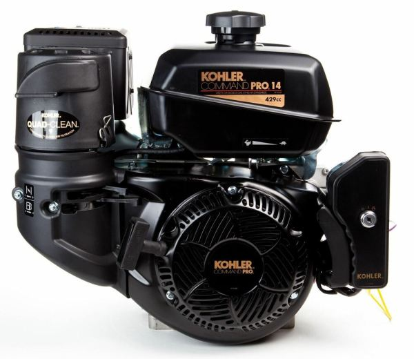 Kohler Command Engines - Year of Clean Water