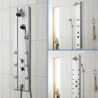 Bathroom Thermostatic Shower Panel Column Tower With Body ...