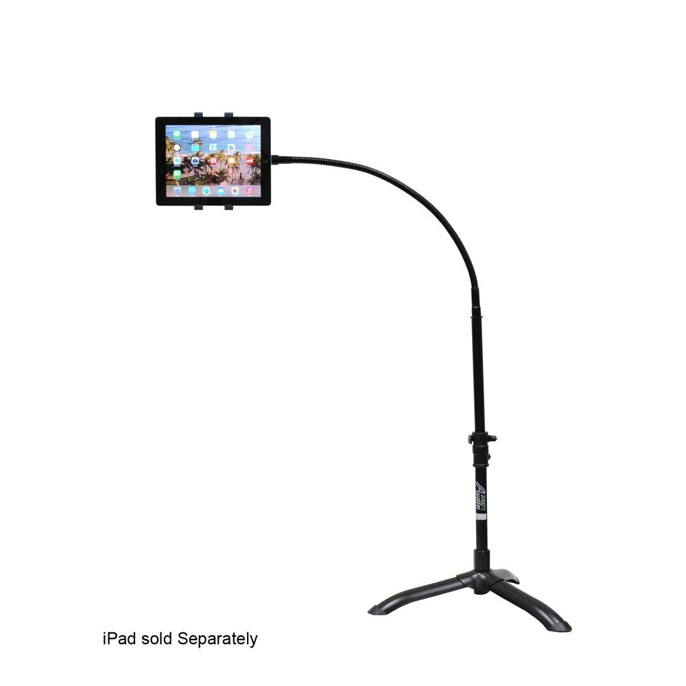 AST4704 Tablet Rotating Floor Stand for iPad 1, 2, 3, 4