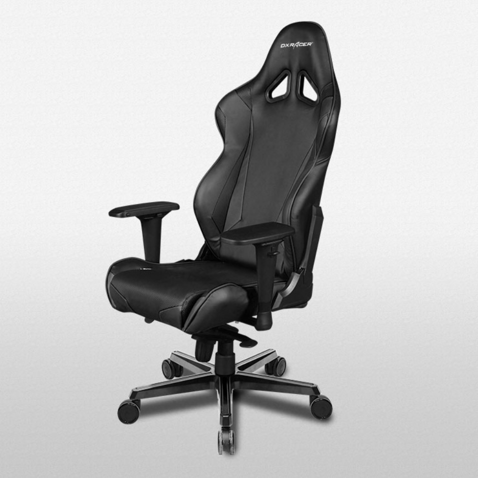 DXRACER Office Chair OHRF8NW Gaming Chair FNATIC Desk