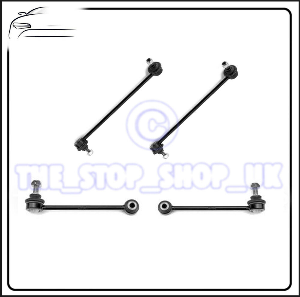 BMW E81 E87 E88 E82 E90 E93 E92 Front & Rear Anti Roll Bar