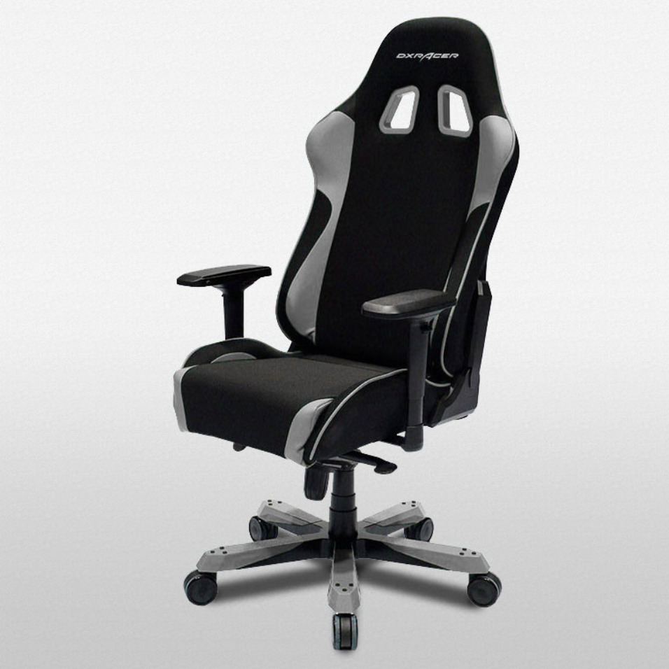 DXRACER Office Chairs OHEA01NW Gaming Chair FNATIC