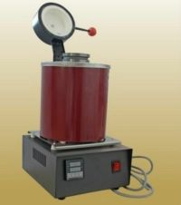 2KG Mini Melting Metal Furnace, Electric Fusion Furnace ...