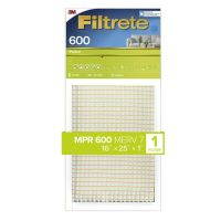 3M Filtrete 16x25x1 Dust and Pollen Air Filter | eBay