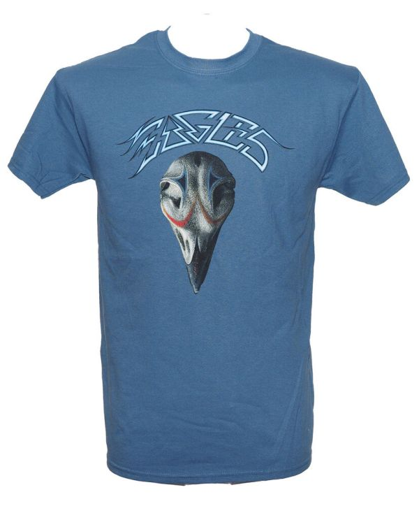 Eagles - Greatest Hits Distressed- Official Licensed T