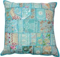 24 x 24 Throw Pillow cushion for couch Indian Decorative ...
