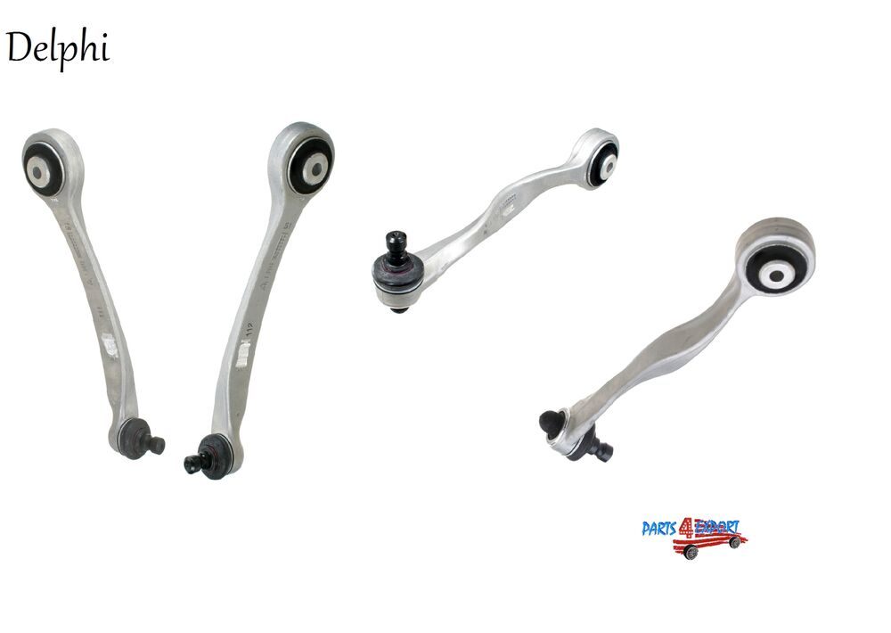 NEW Audi A4 A6 A6 Q RS6 S4 Control Arm Kit Front Upper