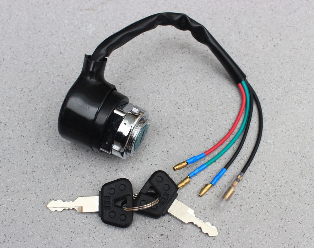 4 Wire Ignition Switch Wiring