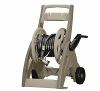 Suncast Garden Water Hose Reel Mobile 175 ft. Cart w 5/8 ...