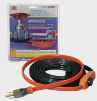 12' HEAT TAPE Automatic Electric Pipe Heating Cable Freeze ...