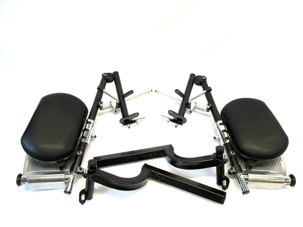 foot rests for chairs slipper chair with arms elevating leg rest and pads, hangers shoprider mobility power wheelchairs | ebay