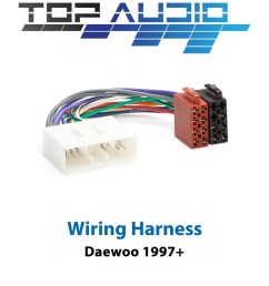 details about daewoo iso wiring harness stereo radio plug lead wire loom connector adaptor [ 1000 x 1000 Pixel ]