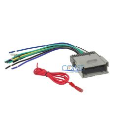 2004 grand am radio wiring car stereo radio wiring harness for 2004 up select [ 1000 x 1000 Pixel ]