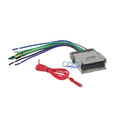 small resolution of  2004 grand am radio wiring car stereo radio wiring harness for 2004 up select
