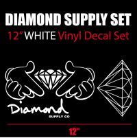 Diamond Supply Co Stickers