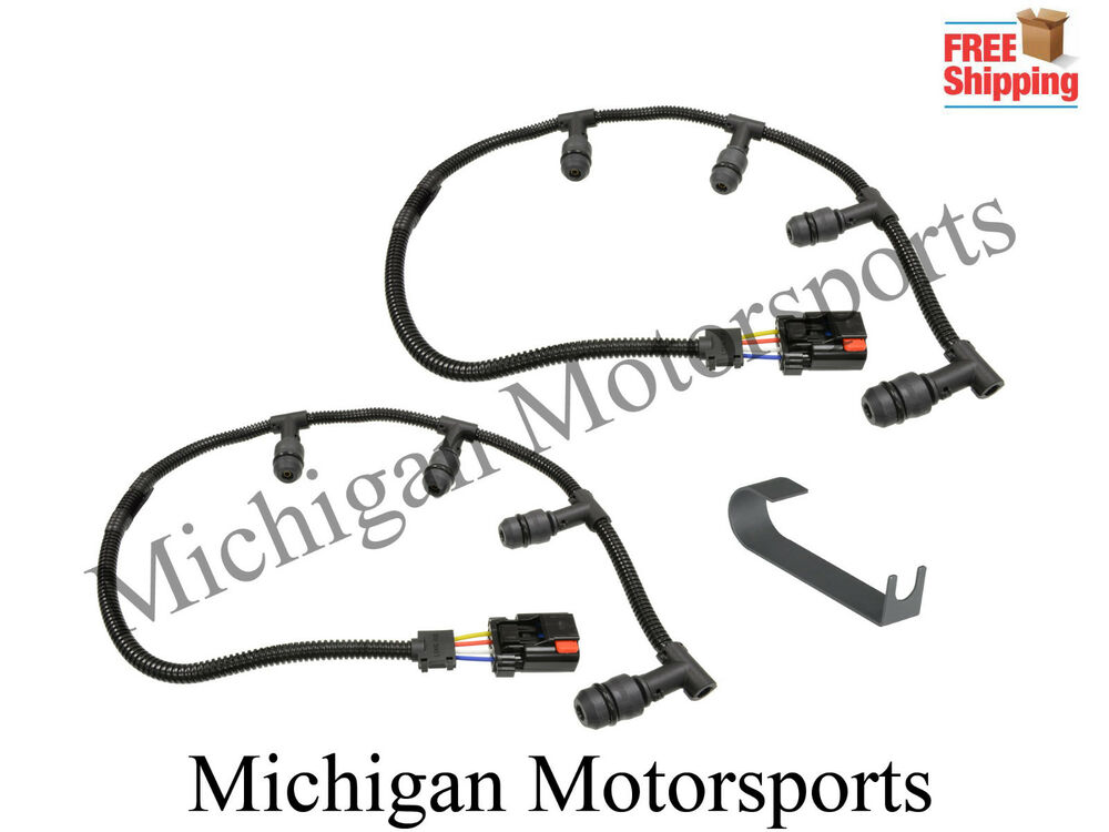 2004-2010 Ford 6.0L Powerstroke Diesel Glow Plug Harness