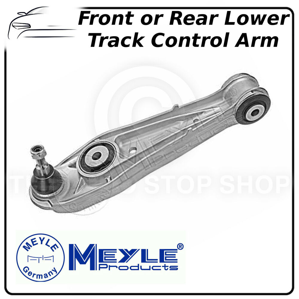 Porsche 911 Boxster Meyle Front or Rear Lower Control Arm