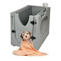 Home Pet Spa Mobile Pet Dog Washing and Grooming Bath Wash ...
