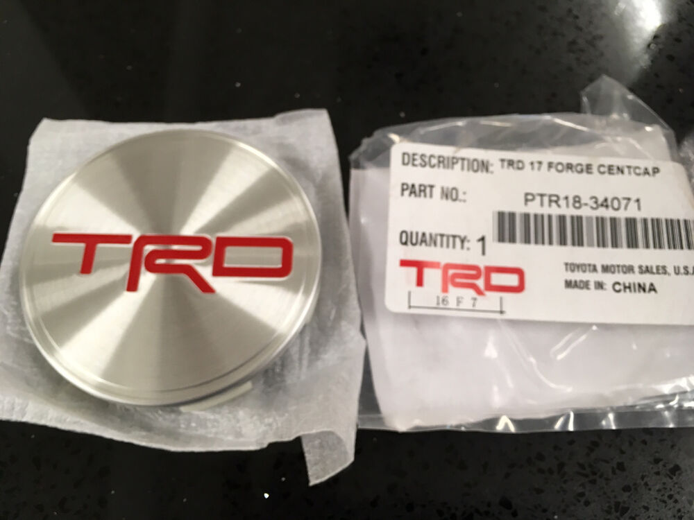toyota yaris trd parts all new kijang innova v diesel center cap for off road alloy forged wheel 17