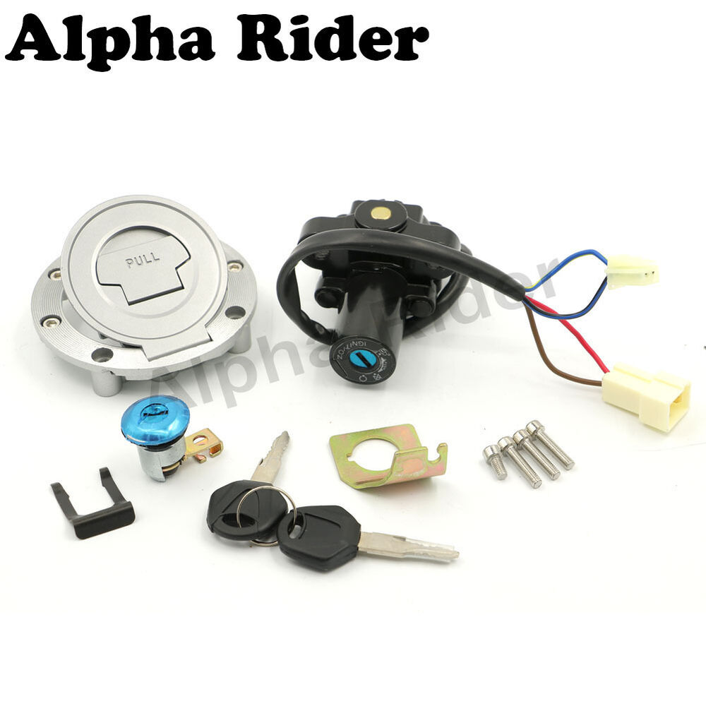 hight resolution of for yamaha yzf r1 r6 r6s fz6 fjr1300 ignition switch lock yamaha outboard wiring harness diagram two wire yamaha key switch wiring diagram