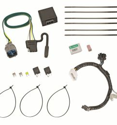 details about trailer wiring harness kit for 12 15 honda pilot all styles plug play t one [ 1000 x 946 Pixel ]