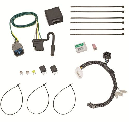 small resolution of details about trailer wiring harness kit for 12 15 honda pilot all styles plug play t one