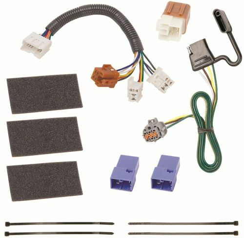 small resolution of trailer hitch wiring kit fits 2005 2015 nissan xterra 2005 nissan xterra trailer wiring harness trailer wiring harness 2007 nissan frontier