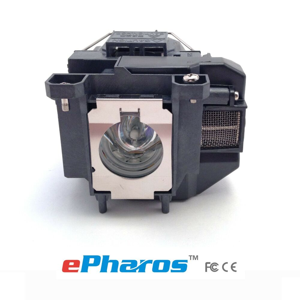 ELPLP67 Replacement Lamp In Housing for EPSON H436A H518A
