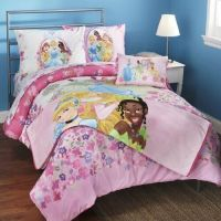 Disney Princess Royal Garden Twin / Full Size Comforter | eBay