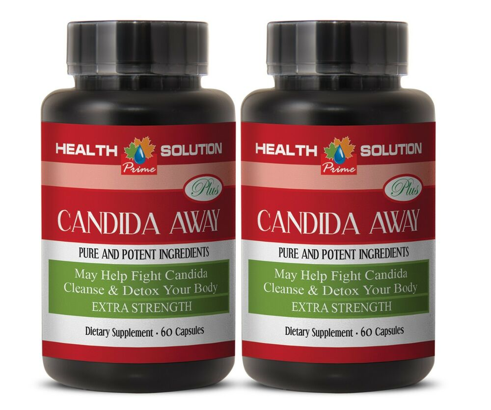 Probiotics - CANDIDA AWAY Yeast Infection Body Cleanse (2 ...