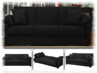 Pull Out Couch Sleeper Sofa Bed Modern Furniture Lounge ...