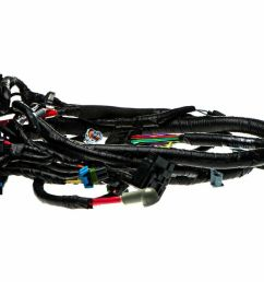 04 ford f250 f350 super duty 04 05 excursion 6 0l diesel engine wire harness oem ebay [ 1000 x 1000 Pixel ]
