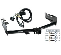 2007-2013 CHEVY SILVERADO GMC SIERRA 1500 TRAILER HITCH W ...