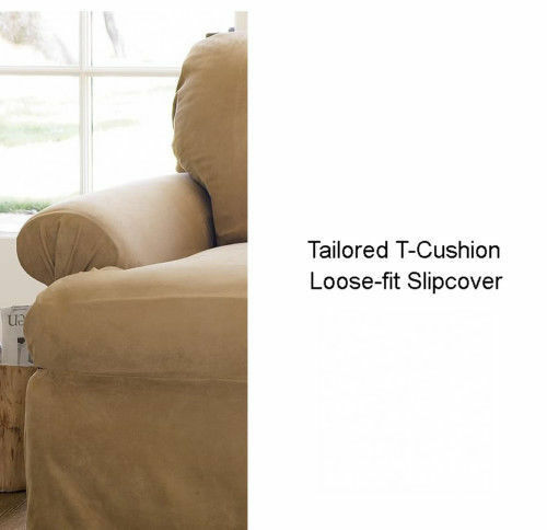 Pottery Barn Tcushion Slipcover  SMALL sofa  VARIOUS