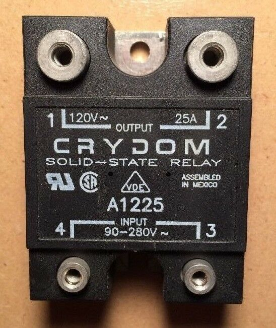 Solid State Relay Outlet