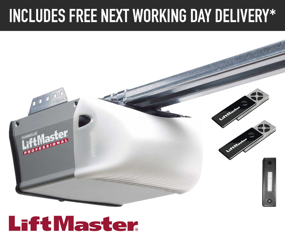 LiftMaster 5580 KTX Garage door opener  eBay