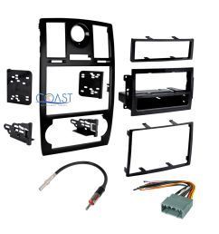 chrysler pacifica 2004 2008 towing wiring harness car stereo double din dash kit harness antenna [ 1000 x 1000 Pixel ]