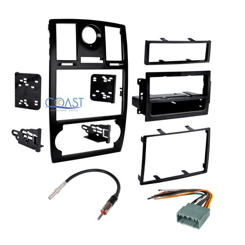 small resolution of  chrysler pacifica 2004 2008 towing wiring harness car stereo double din dash kit harness antenna