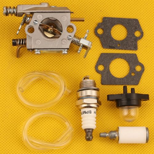 small resolution of carburetor fuel filter kits for poulan sears craftsman chainsaw wt 89 891 712319666593 ebay