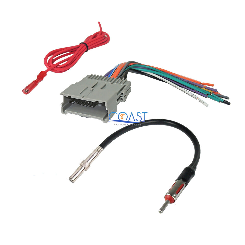 Chevy Radio Wiring Harness