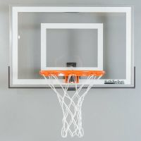 Wall Mounted Mini Basketball Hoop Mini Pro 2.0 Steel Frame