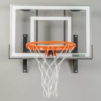 Wall Mounted Mini Basketball Hoop Mini Pro Xtreme 5007 + 7 ...