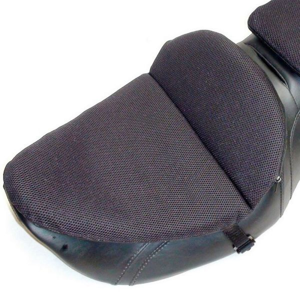Conformax Topper Excel Ultra-flex Motorcycle Gel Seat Cushion- Airmax Jumbo