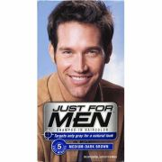 men shampoo-in hair color