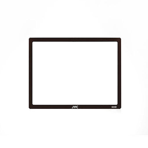 LCD Screen Display Protection Cover for Canon 600D Camera