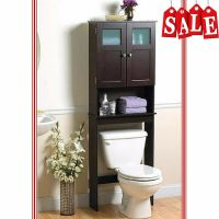 Bathroom Storage Cabinet Organizer Over The Toilet Shelf
