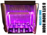 8 Site Hydroponic System Grow Room - Complete Grow Kit ...