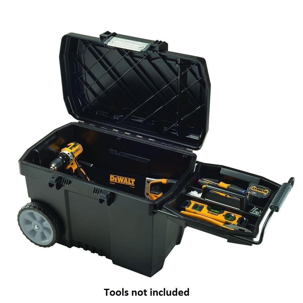 New Quality Dewalt Rolling Wheel Portable Toolbox Cart