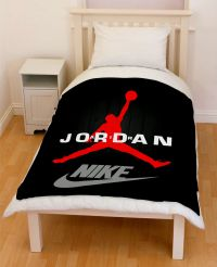 Michael Jordan Chicago Bulls Basketball Swoosh Fleece ...